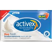 Антибактериальное мыло ACTIVEX DUO Fresh