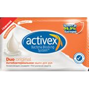 Антибактериальное мыло для рук ACTIVEX DUO Original