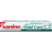Зубная паста Sanino Total Care