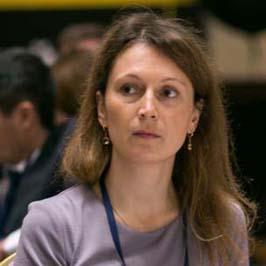 Екатерина Говорова